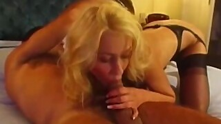 Daughter-in-law Dixie Lennon Having Stepdad Plays Her Tight Pussy