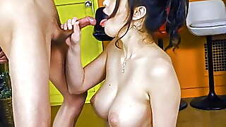 Raw Passion On Cock For Busty Kaede Ni - More At Slurpjpcom