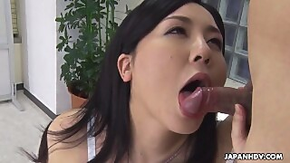 Japanese Lady Miyuki Ojima Got Fingered Uncensored
