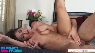 Horny Teen Brittany Bliss Bangs Her Friends Brother Naughty America