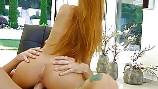 Ornella Morgan Gets Creampied Very Well By All Internal