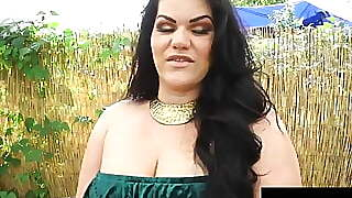 Thick Latina Angelina Castro Sucks And Milks A Lucky Hard Cock