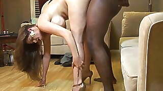 Only Bbc For This Milf Interracial
