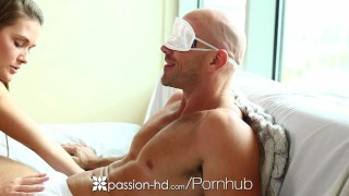 Passionhd Abby Cross Gives Man Threesome Surprise