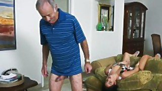 Blue Pill Men - Grandpa Is Horny And He Wants Some Young Pussy