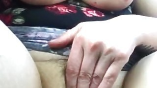 Public Orgasm In The Car