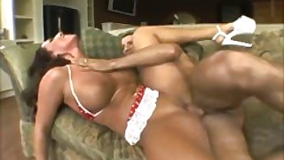 Richelle Ryan Bends Over For Fat Cock