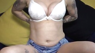 Tattoo Milf Adrianne Kiss