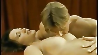 Alex Kingston Nude Sex Scene In Virtual Encounters 2 Scandalplanetcom