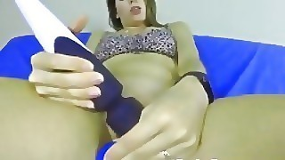 Closeups Of Me Dildo Fucking My Pussy While Giving You Joi