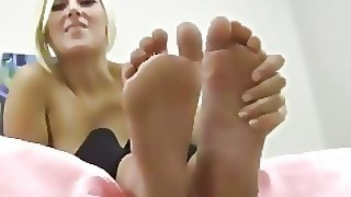 Femdom Feet Porn For Foot Fetish Freaks