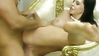 Larissa Dee Sucking His Cock And Getting Shagged