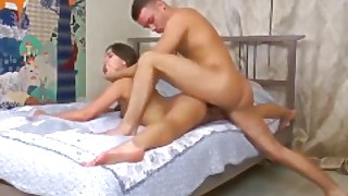 Young Flexi Gymnast Teen Fucked