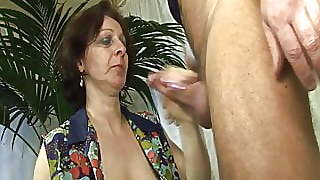 Grandmas Horny Dream