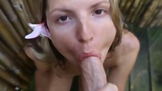 Paradise Gfs - Shooting And Fucking Hot Russian Model In Paradise - Day 1
