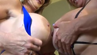 Busty Mature Cougars Deauxma And Minka Scissor Fuck And More