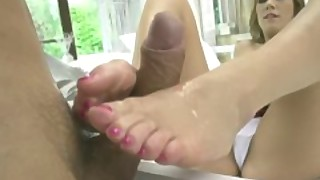 Footsiebabes Alexis Crystal Feet Fucking And Butt Stuff