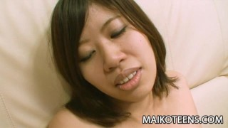 Tight Japanese Teen Pussy Of Chie Ishida