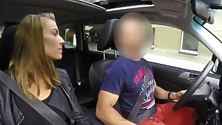 Hunt4k Hottie Has Crazy Sex For Money In The Strangers Car