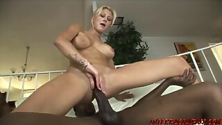Staci Thorn Filled With Massive Bbc