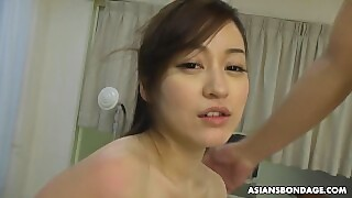 Busty Japanese Chick Maria Ono Got Tied Up And Fucked