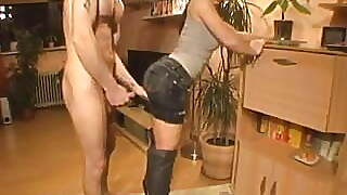 Sbb - Hot Housewife In Sexy Boots