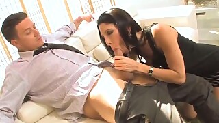 Casting Couch Got A Hot Creampie