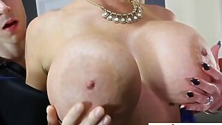 Big Cock For An Amazon Beauty