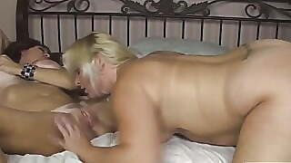 Busty Cougar Charlee Chase And Hubby Pleasure Phat Selah Rain