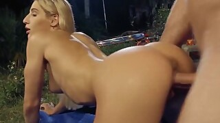 Reality Kings - Abella Danger Gets Choked And Fucked While Camping