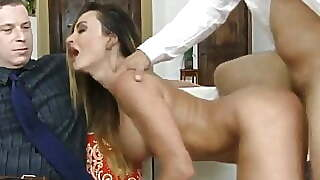 Horny Housewife Fucks A Complete Stranger For Hubby Fun