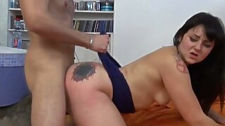 Amateureuro - Super Rough Sex With Chubby Amateur French Milf