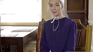 Being Amish - Amish Girl Corrupted Into Cum Swapping S2:e9