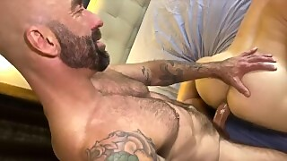 Big Fat Dick Loads Furry Blond Drew Sebasting + Logan Stevens
