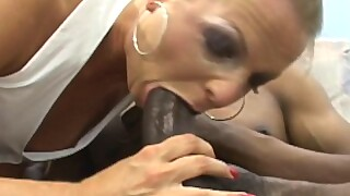 Sarah Sunn Goes Anal With Bbc Ass Fucked Hard Then Swallows Cream