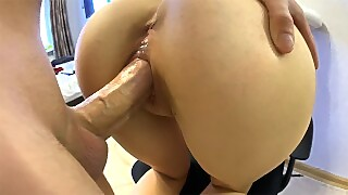 Fucking A Cool Pussy And Cum Inside