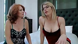 Redhead Mature And Mom Wants Me Andi James And Cory Chase