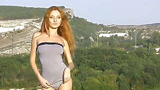 The Sexiest Redhead Michelle H Field Of Dreams