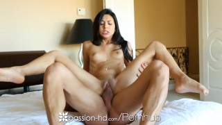 Hd Passionhd Cute Latina Serena Torres Gets Loads Of Cum For Her Birthda