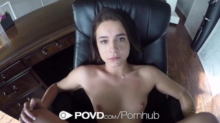 Povd Kharlie Stones Hot Ass Is Fucked In Pov