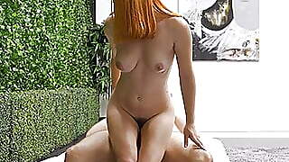 Redhead With Perfect Body Wanted Anal Sex