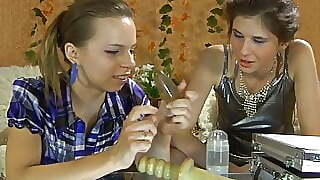 Backdoorlesbians - Kitty Beatrice