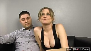 Crazy Cuckold Enjoy Watching His Wife With A Bbc