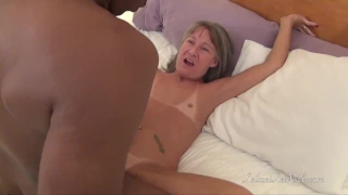 Petite Milf Visits Her Bbc Lover