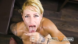 Filthy Fitness Girl Banged In Hotel Room Wolf Wagner Wolfwagnerlove