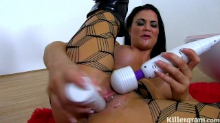 Jasmine Jae Takes A Hard Pounding Live She Just Loves The Cock
