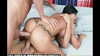 Big Tit Brunette Milf Pornstar Anal Pounded By Window Washer Guy Brazzers