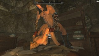 Skyrim Sex With Astrid Testing Her Loyalty To Her Husband