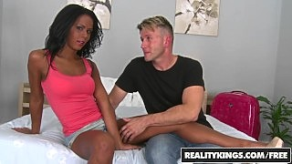 Reality Kings - Tanned Slut Isabella Chrystin Loves Cock