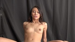 Trike Patrol - Gorgeous Filipina Fucked By Huge White Cock